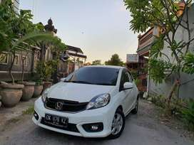Brio  E 2017 Manual low km 16rb
