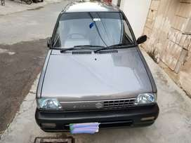 Suzuki mehran vx model for sale and exchange with latest cars