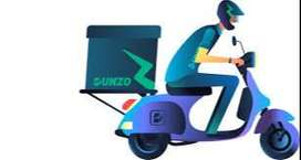 Hiring Delivery Executives for Dunzo and Swiggy