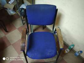 good quality iron office chairs