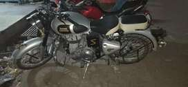 Royal Enfield classic new condition