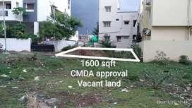 Land for sale in kolathur