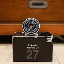 Lensa Fujinon XF 27mm F2.8 Fujifilm