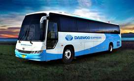 DAEWOO BUS 2019 ON EASY INSTALLMENT