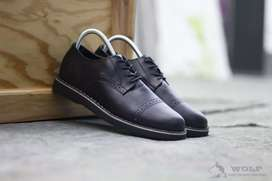 Sepatu kulit BEAGLE Original