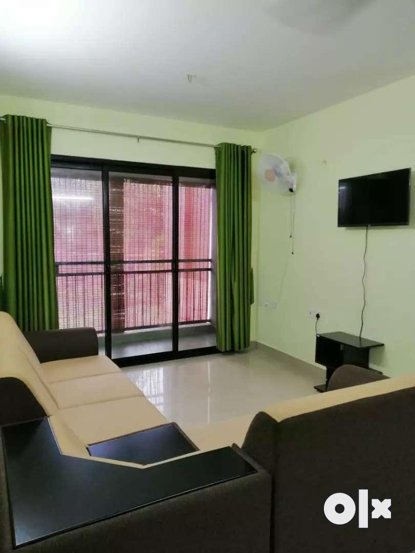 3 bhk fully furnished gated communitty flatt at aluva kottappuram 0