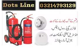 Fire Safety Products New/Used & Refill Available