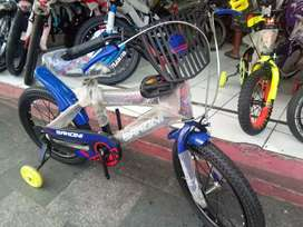 Sepedah merk sekoni size 16