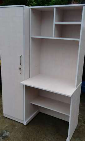 White Study Table At give away Price
