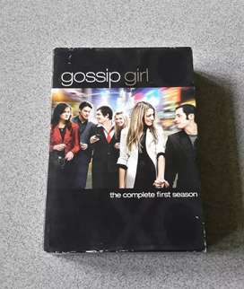 Dvd Serial Gossip Girl The Complete First Season