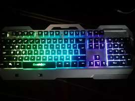 LED colour changing Gaming Keyboard