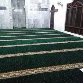 Karpet Masjid Al Maqbul Tebal 13 mm Harga Promo Pandemi Gratis Ongkir