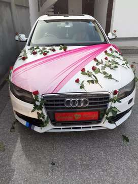 Booking for luxury cars for doli
