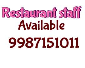 We Provide STAFF- For Restaurant ,, Hotel,, Cafe,, Fast Food, etc,