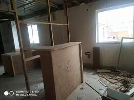 500 sft commercial office space for rent in Vidya Nagar