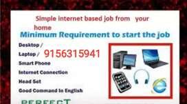 Mega opening join us computer operators jobs