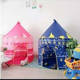 Tenda anak ready pink + biru