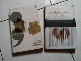 Paket Novel Isi 2 Gramed dan Gagas Media