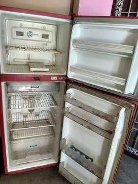 Haier double door refrigerator. Compressor not working