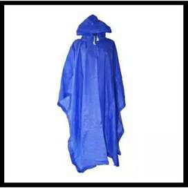 Jas Hujan Ponco Polos model Kelelawar Mantel