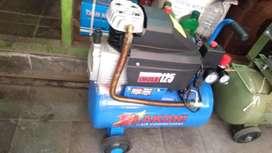 Mesin komperesor listrik satu hp otomatis