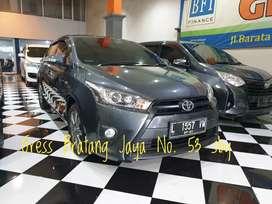 YARIS G AUTOMATIC 2016 Surabaya Pajak Panjang