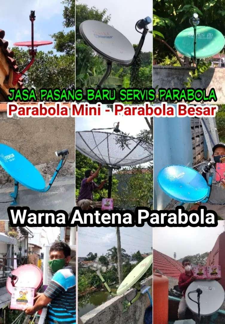 Jasa Cari Satelit Parabola