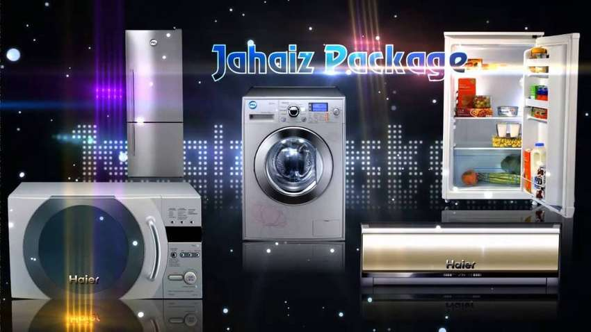 Special jehaiz package dhamakha offer on installments 0