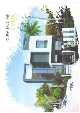 3 BHK Row house duplex