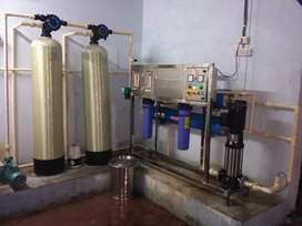 reverse osmosis Ro Water  Plants is a manufacturing plant