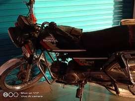 Hero Honda CD 100 1996