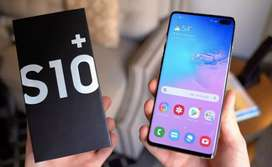 Samsung s10plus 128gb cash on delivery available