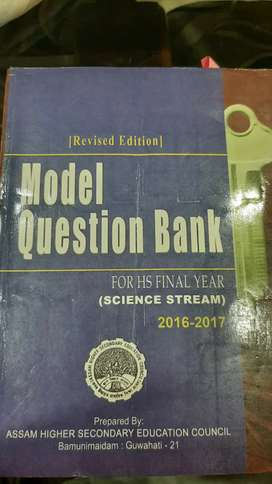 AHSEC Question Bank for Science