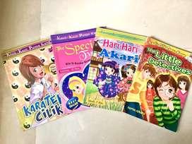 Paket Buku KKPK dpt4 NOVEL ANAK - ANAK