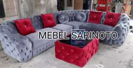 Sofa modern akhasia