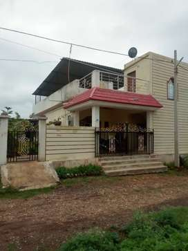 Independent house for sell