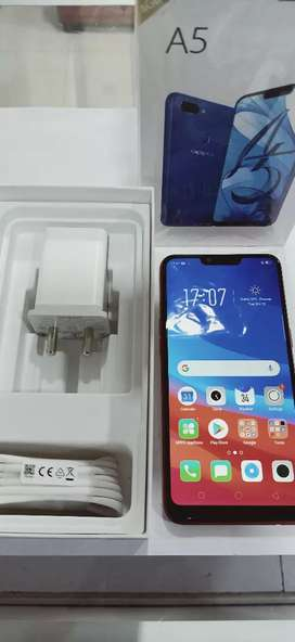 OFFER NEW PHONE OPPO A5. 4/64GB. With one year warranty