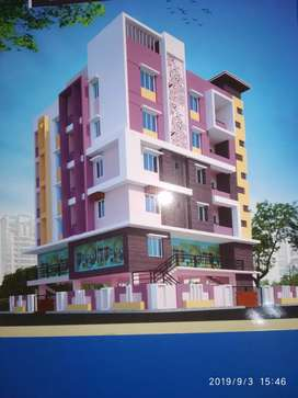 2bhk and 3bhk flats are available