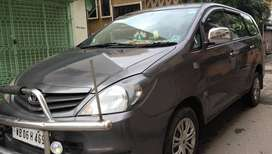 Want to Sale my car INNOVA 2.5G Urgently