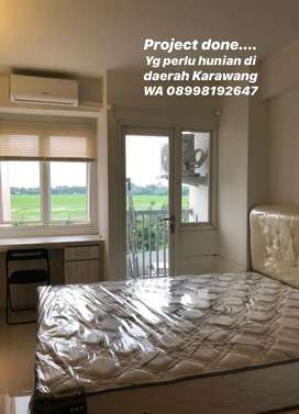 Sewa Apartment Sentraland Karawang Barat