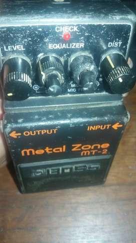 Metal Zone MT-2