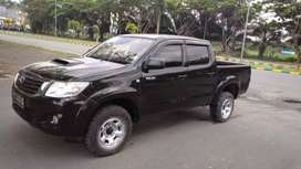 Toyota hilux double cabin 2014