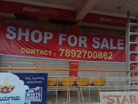 2 Shops for Sale at Bus Stand Road