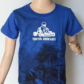 Kaos Anak  Logo