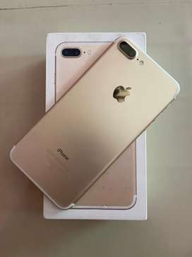 Iphone 7 + Plus 32Gb in excellent condition With box & Accessories