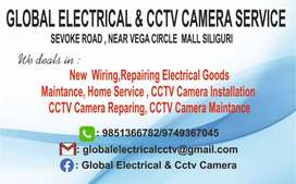 Electrical & cctv servicesnow in house