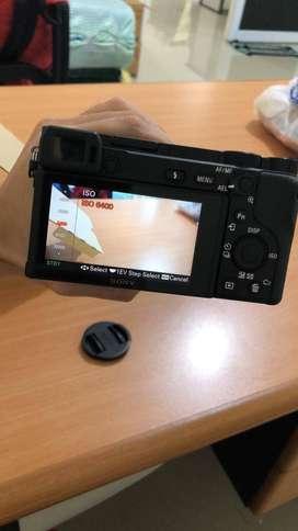 Kamera Sony A6400