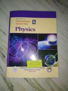Physics intermediate text book (new)