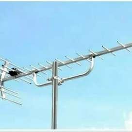 Toko pasang antena tv lokal digital.kualitasya