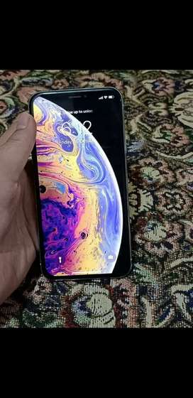 IPHONE X 64GB WITH PTA APPROVED WITH BOX